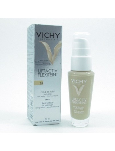 VICHY MAQUILLAJE LIFTACTIV FLEXITE NUDE 25