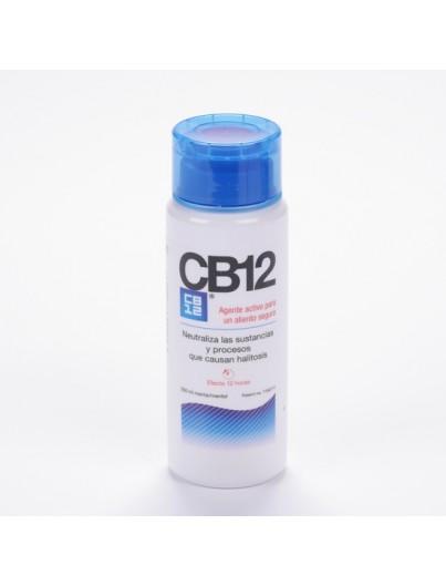 CB12 COLUTORIO HALITOSIS MENTA 250 ML