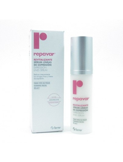 REPAVAR REVITALIZANTE SERUM 30 ML