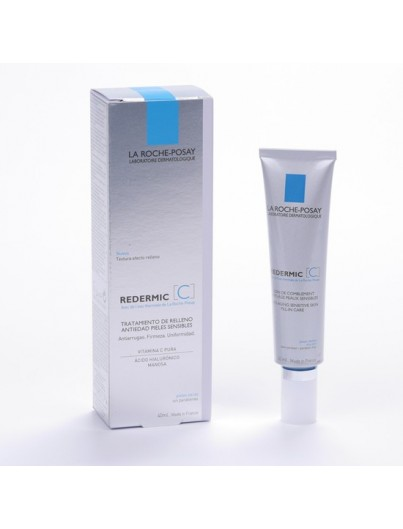 LA ROCHE POSAY REDERMIC C PIEL SECA 40ML + REGALO HYALU B5 SERUM 10 ML