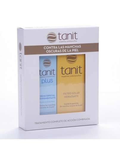 TANIT PACK CREMA PLUS 15ML +FILTRO SOLAR
