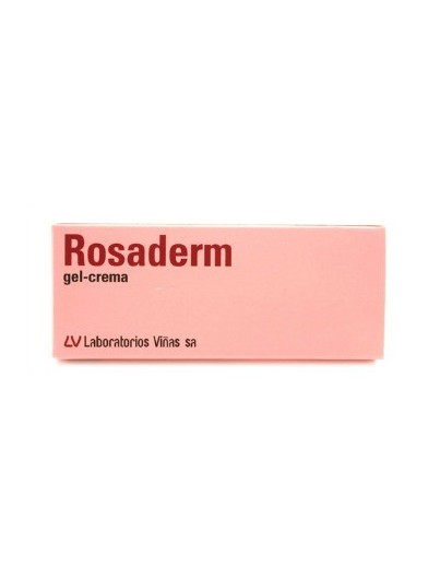 ROSADERM FAST GEL CREMA 30 ML ROJECES