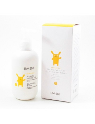 BABE GEL HIGIENE INTIMA PEDIATRIC 200 ML