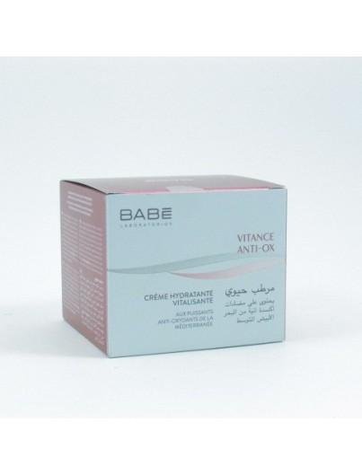 BABE VITANCE ANTIOX HIDRATANTE VITALIZANTE 50 ML