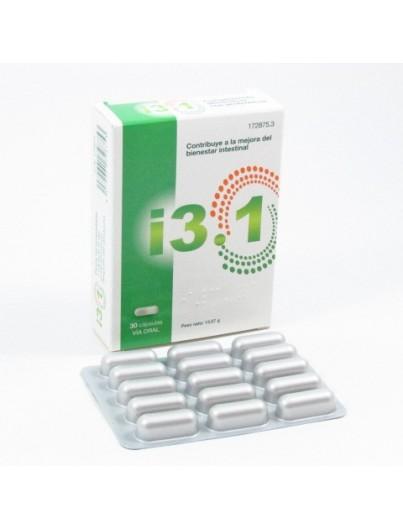 I3.1 PROBIÓTICO BIENESTAR INTESTINAL 30 CÁPSULAS