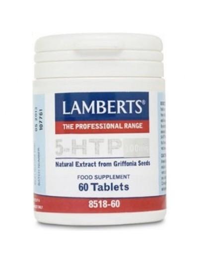 LAMBERTS 5 HTP 100 MG 60 COMPRIMIDOS