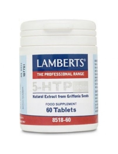 LAMBERT 5 HTP 100 MG 60 COMPRIMIDOS