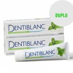 DENTIBLANC DUPLO EXTRAFRESH EFECTO BLANQUEADOR 100 ML + 100 ML