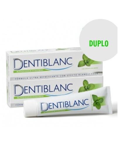 DUPLO DENTIBLANC EXTRAFRESH EFECTO BLANQUEADOR 100 ML + 100 ML