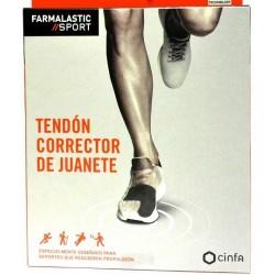 FARMALASTIC SPORT TENDON CORRECTOR DE JUANETES TALLA S