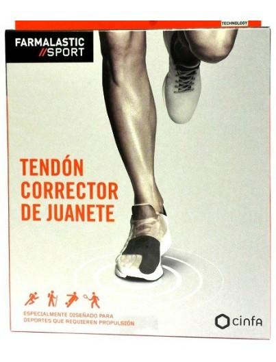 FARMALASTIC SPORT TENDON CORRECTOR DE JUANETES TALLA M