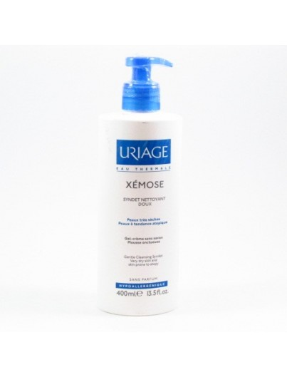 URIAGE XEMOSE SYNDET 400 ML DOSIFICADOR