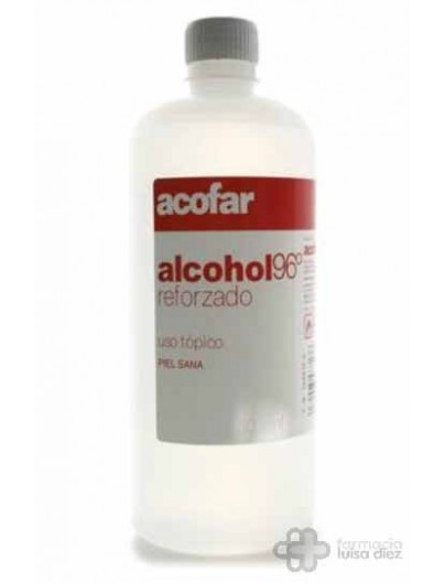 ALCOHOL REFORZADO ACOFAR 1000 ML