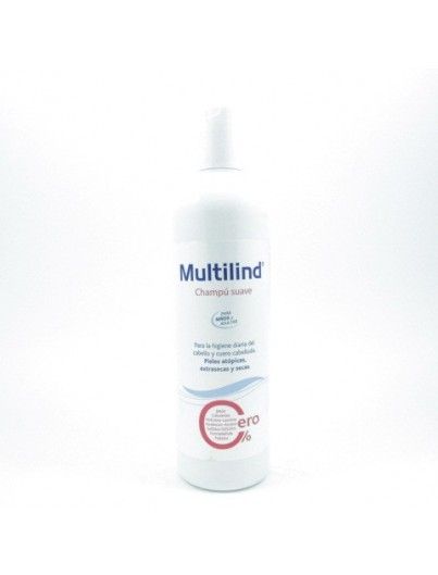 MULTILIND CHAMPU SUAVE 400 ML