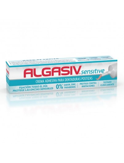 ALGASIV SENSITIVE CREMA ADHESIVA DENTADURA POST 40 G