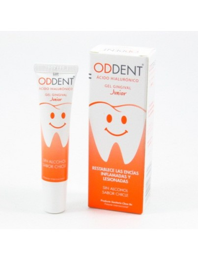 ODDENT A HIALURONICO GEL GINGIVAL JUNIOR 15 ML