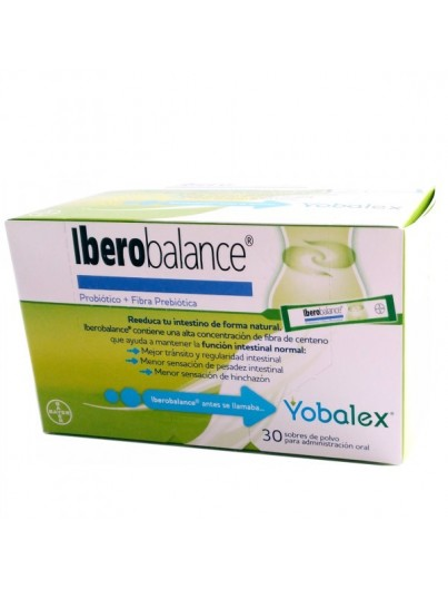 YOBALEX IBEROBALANCE 30 SOBRES