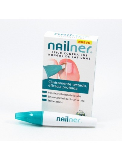 NAILNER STICK ANTI HONGOS DE LAS UÑAS 4 ML
