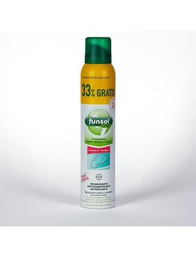 FUNSOL SPRAY 150 ML + 33% GRATIS