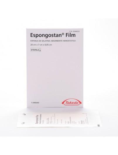 ESPONGOSTAN FILM 20 CM X7 CM 1 APOSITO