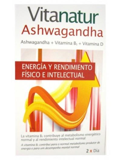 VITANATUR ASHWAGANDHA 60 CAPSULAS