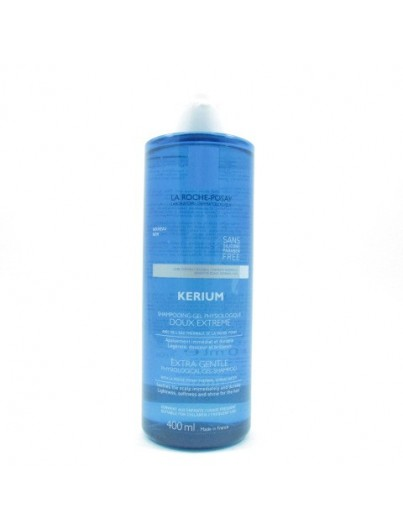 LA ROCHE POSAY KERIUM CHAMPU CABELLO NORMAL O FRAGIL 400 ML
