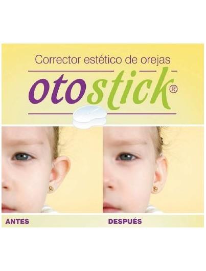 OTOSTICK CORRECTOR ESTETICO DE OREJAS + GORRO 8 UNIDADES
