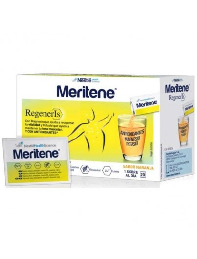 MERITENE REGENERIS 20 SOBRES