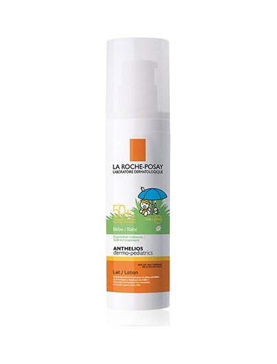 LA ROCHE POSAY ANTHELIOS SPF 50 DERMOPEDIATRICS LOCION 50 ML