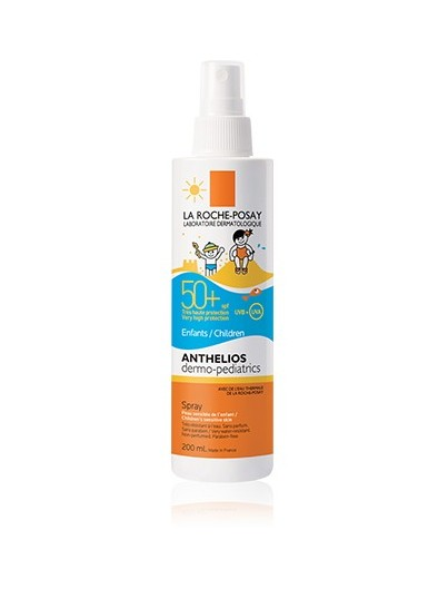 LA ROCHE POSAY ANTHELIOS DERMO - PEDIATRICS SPRAY SPF50+ 200 ML