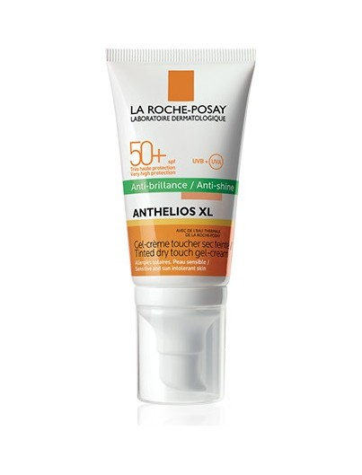 LA ROCHE POSAY ANTHELIOS XL SPF 50+ GEL CREMA TOQUE SECO COLOR 50 ML