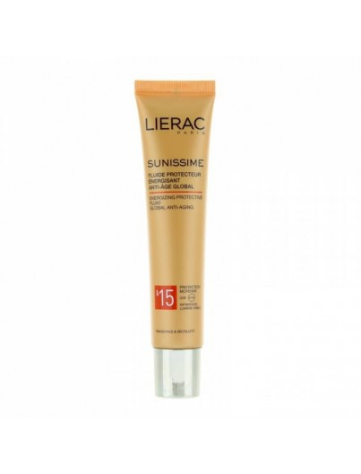 LIERAC SUNIFIC IP 15 CREMA FACIAL 50 ML