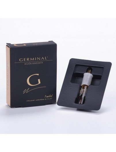 GERMINAL ACCION INMEDIATA 1 AMPOLLA 1.5 ML