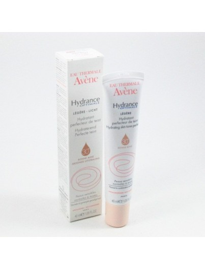 AVENE HYDRANCE OPTIMALE PERFECCIONADORA DEL TONO MIXTA 40 ML