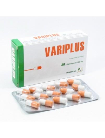 VARIPLUS 30 CÁPSULAS