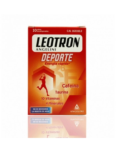 LEOTRON DEPORTE 10 SOBRES