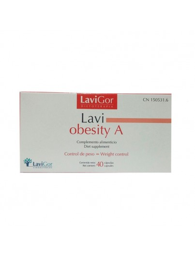 LAVI OBESITY A 50 CAPS