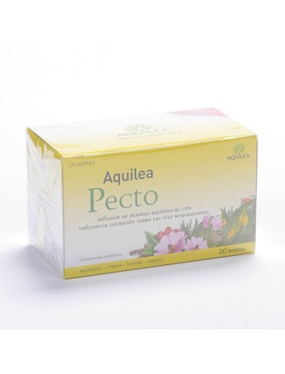 AQUILEA PECTO EN INFUSION 20 SOBRES
