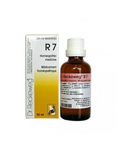 DR. RECKEWEG R 7 HEPAGALEN GOTAS 50 ML