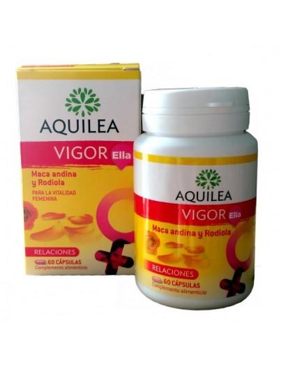 AQUILEA VIGOR ELLA 60 CAPSULAS