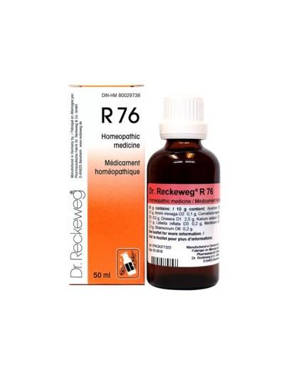 DR. RECKEWEG R 76 HERBAMINE FORTE GOTAS 50 ML