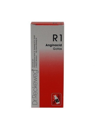 DR. RECKEWEG R 1 ANGINACID GOTAS 50 ML
