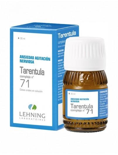 LEHNING TARENTULA Nº 71 30 ML