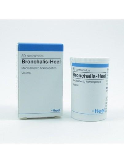 HEEL BRONCHALIS HEEL 50 COMPRIMIDOS
