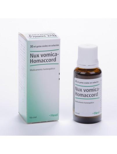 HEEL NUX VOMICA HOMACCORD 30 ML