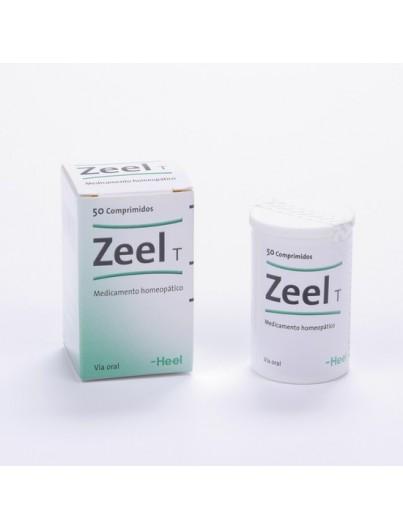 HEEL ZEEL T 50 COMPRIMIDOS