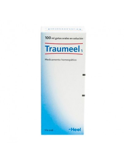HEEL TRAUMEEL S GOTAS 100 ML