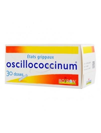 BOIRON OSCILLOCCOCINUM 30 UNIDOSIS