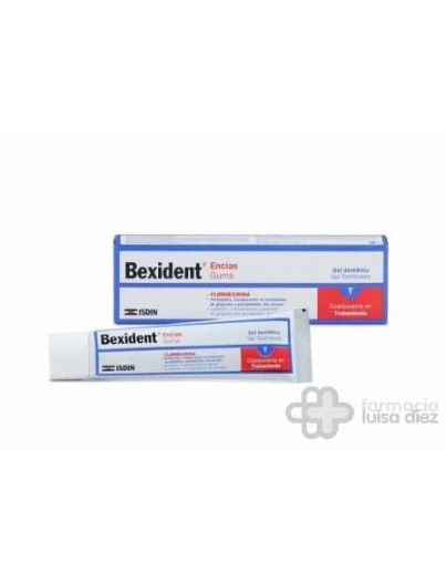 BEXIDENT ENCIAS GEL DENTIFIRICO 75 ML