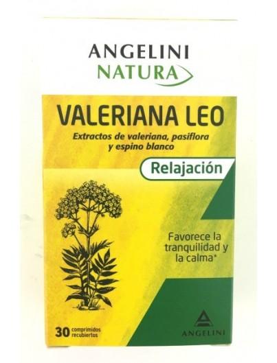 ANGELINI NATURA VALERIANA LEO RELAJACIÓN 30 COMPRIMIDOS